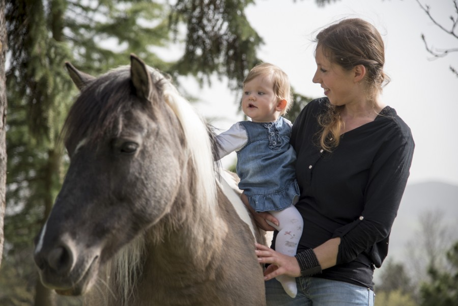 Familienurlaub am Michlhof (c)Bernhard Bergmann