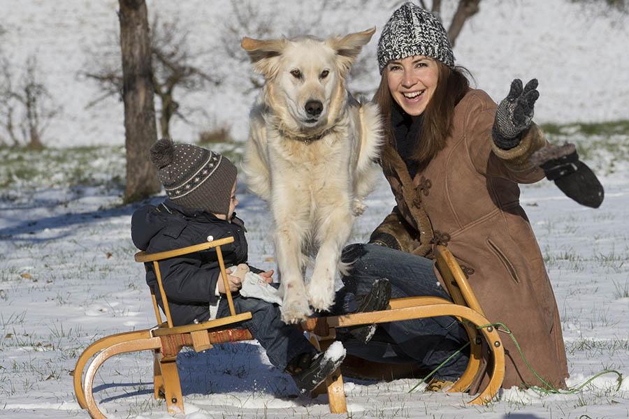 Urlaub mit Hund (c)Bernhard Bergmann