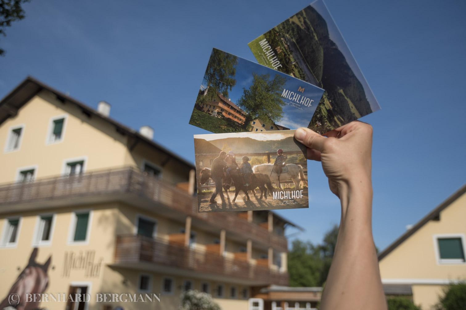 Ansichtskarten vom Michlhof